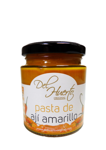 Aji Amarillo Paste