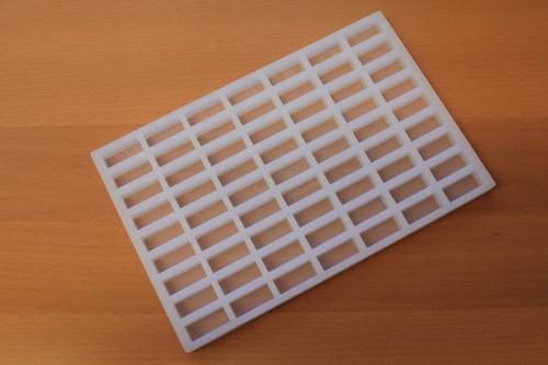 Silicone mould Rectangular