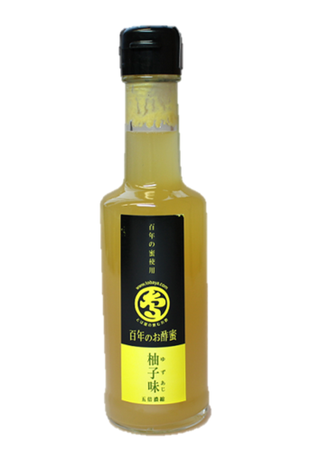 Rice Vinegar with Yuzu and Agave Syrup