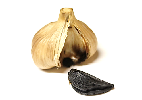 Premium Black Garlic from Japan