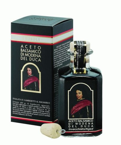 Balsamico Vinegar 'Cubic Bottle'