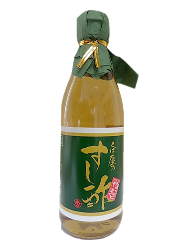 Rice vinegar for seafood