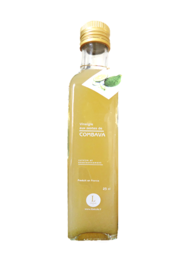 Kaffir Lime Vinegar