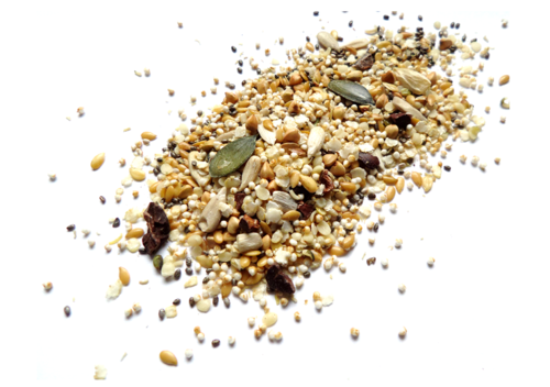 Seeds on Top - Superfood Topping with Chia and Seeds